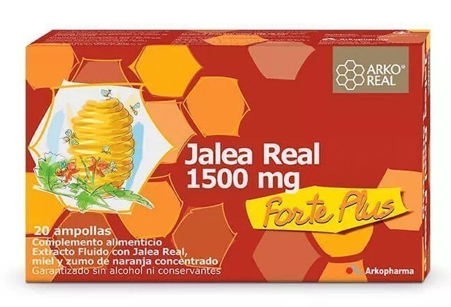 jalea real forte-plus